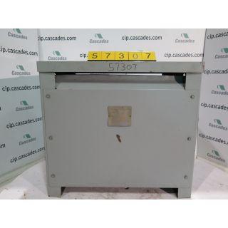 TRANSFORMER - RELIANCE DT-3 - 53.2 KVA