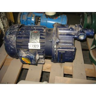 HIGH PRESSURE PUMP - SUNFLO P-1000 SERIES - MODEL P1-CPC