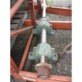 AGITATOR STAINLESS STEEL SHAFT IMPCO