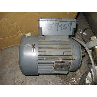 MOTOR - AC - 0.5 HP - FOR CONSISTENCY TRANSMITTER MEK 2000