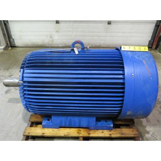 MOTOR AC - JRP ELEKTRIM - 400 HP - 1800 RPM - 575 VOLTS