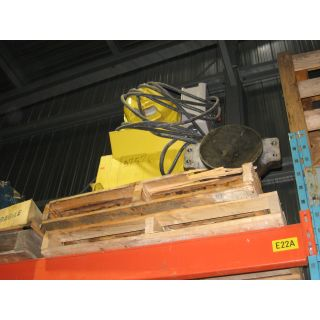 ELECTRIC HYDRAULIC PUMP - ENERPAC - PEM8418D