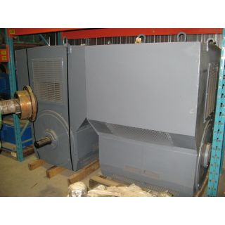 MOTOR - AC - SIEMENS-ALLIS - 500 HP - 1200 RPM - 2300/4160 VOLTS - FOR SALE