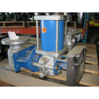 BALL VALVE - JAMESBURY - 3""