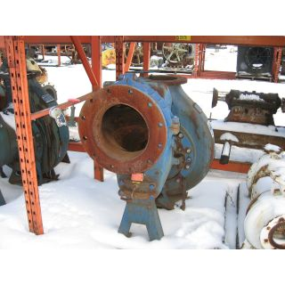 PUMP - GORMAN-RUPP 112-D60-B - 10 x 12 - 18
