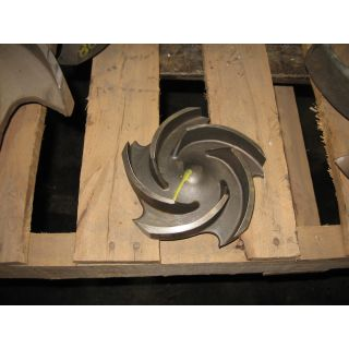 IMPELLER - GOULDS 3196 MT - 3 x 4 - 8G - Item 101 - Parts #: 100-165-1216