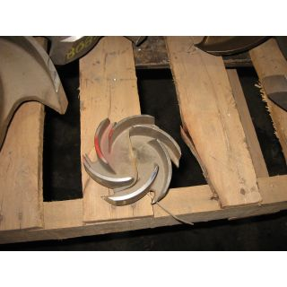 IMPELLER - GOULDS 3196 STX - 2 x 3 - 6 - Item 101 - Parts #: RB10176-1203
