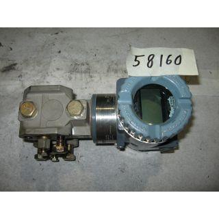 PRESSURE TRANSMITTER - FOXBORO IDP10 - IDP10-D22A01C-L1KT