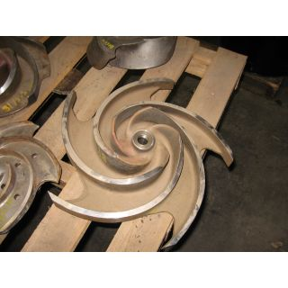 IMPELLER - GOULDS 3175 ST - 4 x 6 - 18 - Item 101 - Parts #: D00129A2-1203