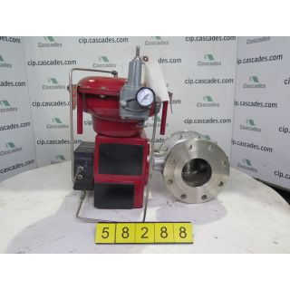 V-BALL VALVE - MASONEILAN - 4""