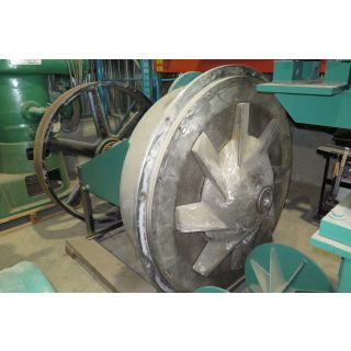 "PULPER - HYDRAPULPER - BLACK CLAWSON - 12' DIAM - 42"" ROTOR"