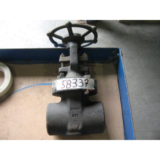 GATE VALVE MANUAL - BONNEY FORGE HL 11 - 2""