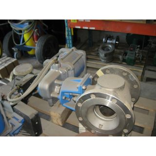BALL VALVE - 3-WAY - JAMESBURY - 6""