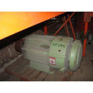 MOTOR - AC - U.S. MOTOR - 125 HP - 886 RPM - 575 VOLTS