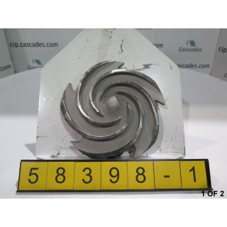 IMPELLER - GOULDS 3196 MT - 1 x 2 - 10