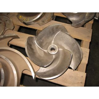 IMPELLER - GOULDS 3175 ST - 6 x 8 - 14 - Item 101 - Parts #: D00130A02-1203