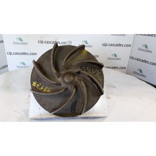 IMPELLER - GOULDS CV 3196 LTX - 3 x 4 - 13 - Item 101 - Parts #: D07525A-1041