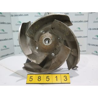 IMPELLER - GOULDS 3175 LT - 10 x 12 - 22 - Item 101 - Parts #: 259-110-1203