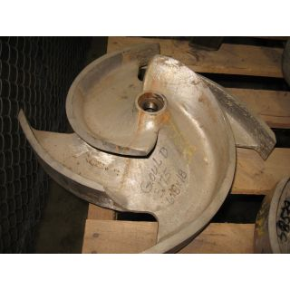 IMPELLER - GOULDS 3175 MT - 6 x 8 - 18 - Item 101 - Parts #: 260-64-1203