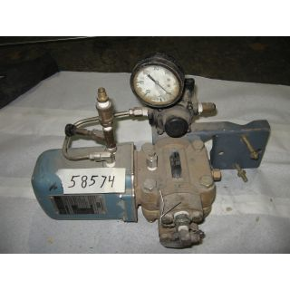 PRESSURE TRANSMITTER - FOXBORO 13A1-MK2