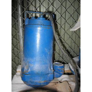 SUBMERSIBLE PUMP - ABS SE SI 20D