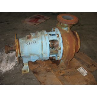 PUMP - GOULDS 3175 ST - 6 X 8 - 14 - USED