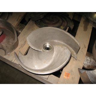 IMPELLER - GOULDS 3175 ST - 4 x 6 - 14 - Item 101 - Parts #: 257-101-1203