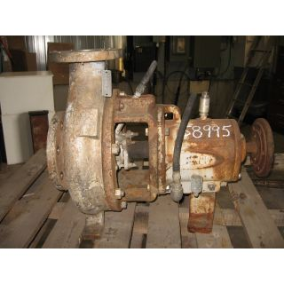 PUMP - DURCO MARK II GROUP 2 - 4 X 3 - 10