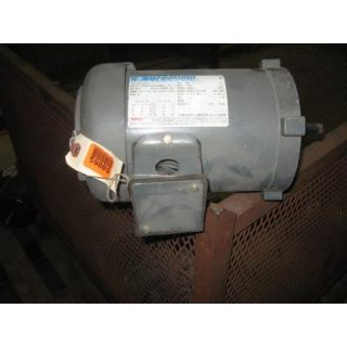 MOTOR - AC - MARATHON - .75 HP - 1800 RPM - 230/460 VOLTS