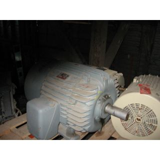 MOTOR - AC - GENERAL ELECTRIQUE - 20 HP - 580 RPM