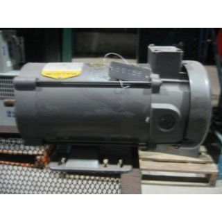 MOTOR - DC - BALDOR - 3/4 HP - 1750 RPM - 180 VOLTS