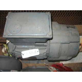 MOTOR - AC - LEROY SOMER - 1 HP - 1800 RPM - 575 VOLTS