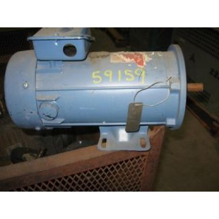 MOTOR - DC - EMERSON - 1 HP - 1750 RPM - 90 VOLTS