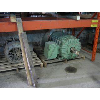 MOTOR - AC - U.S. - 250 HP - 1800 RPM - 575 V