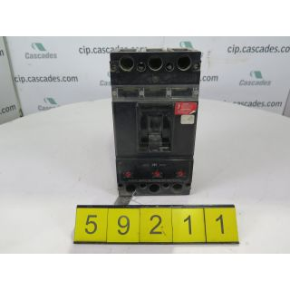 Circuit Breaker - WESTINGHOUSE - 600 VOLTS - 250 AMP
