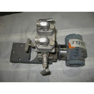 PRESSURE TRANSMITTER - FOXBORO IDP10 - FOR SALE