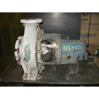 PUMP - WORTHINGTON 3FRBH-101 - 6 x 3 - 10