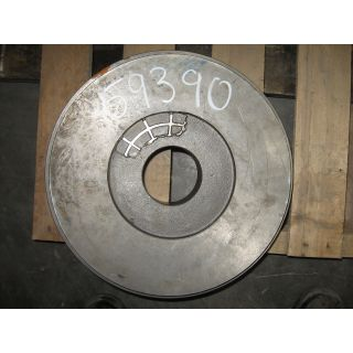 """BACK PLATE - GOULDS 3175 ST - 14"""""""