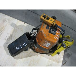 ELECTRIC CHAIN HOIST - 1 TON - JET - 1S