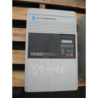 DRIVE - AC - 7.5 HP - ALLEN-BRADLEY - 1336 PLUS - 1336S-C007-AN-EN-FR4