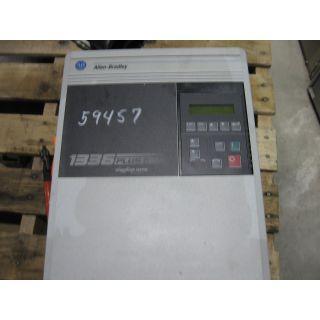 DRIVE - AC - 5 HP - ALLEN-BRADLEY - 1336 PLUS - 1336F-CWF50-AN-EN