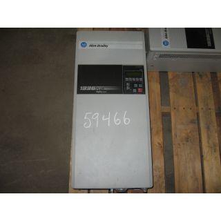 DRIVE - AC - 50 HP - ALLEN-BRADLEY - 1336S-C050-AN-FR4 - PROGRAMMING TERMINAL - CAT #: 1201-HA2