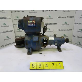 "PUMP - GORMAN-RUPP 12B2-B - 2"" - USED"