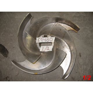 1/2 - IMPELLER - WORTHINGTON - 12 FRBH-234 - 14 x 12 - 23