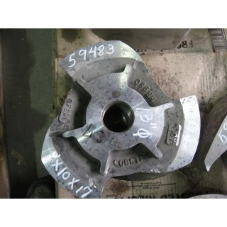 IMPELLER - ALLIS-CHALMERS PWG A2 - 10 X 8 - 17