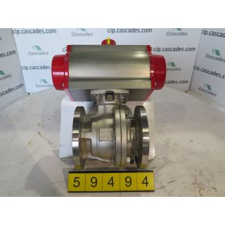 "BALL VALVE - A-T CONTROLS D9 F1 - 3"" - STORE SURPLUS"