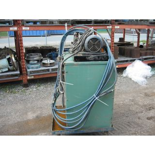 HIGH PRESSURE WASHER - PSC CLEANING - MODEL:  K424-600-7.5