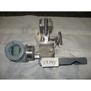 PRESSURE TRANSMITTER FOXBORO - IDP10-D22B21C-M1L1KT
