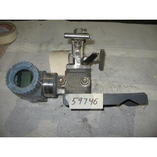 PRESSURE TRANSMITTER - FOXBORO IDP10