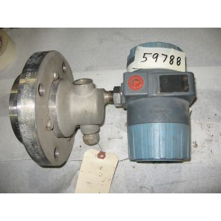 PRESSURE TRANSMITTER - FOXBORO 827DF - IS1NMSA1-A - 3""